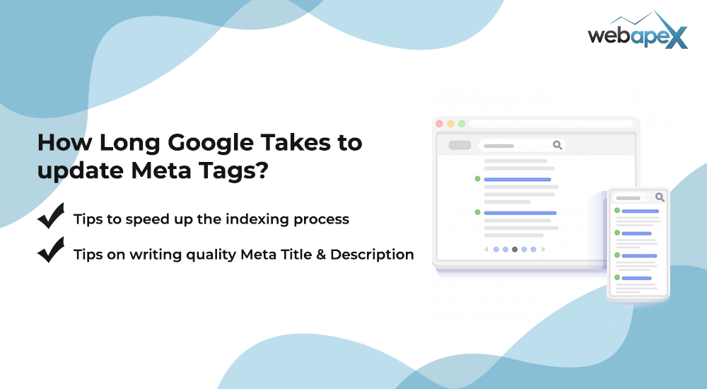 How long does it take for Google to update Meta Title and Description