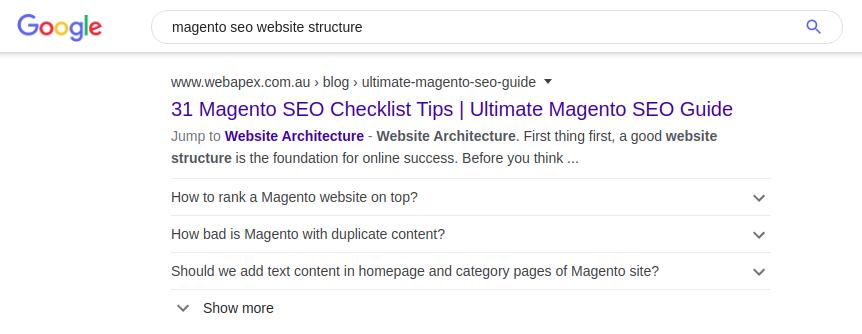 Google Index Hash URL