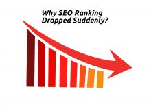 Why SEO Ranking Dropped Suddenly