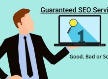 Guaranteed SEO Services