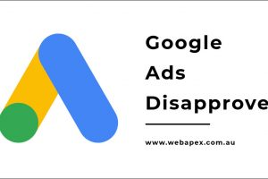 Google Ads Disapproved